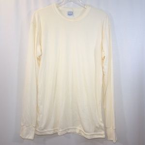 PATAGONIA Capilene Base Layer Cream Colored